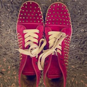 Christian Louboutin Authentic sneakers